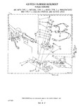 Diagram for 05 - 4319351 Burner