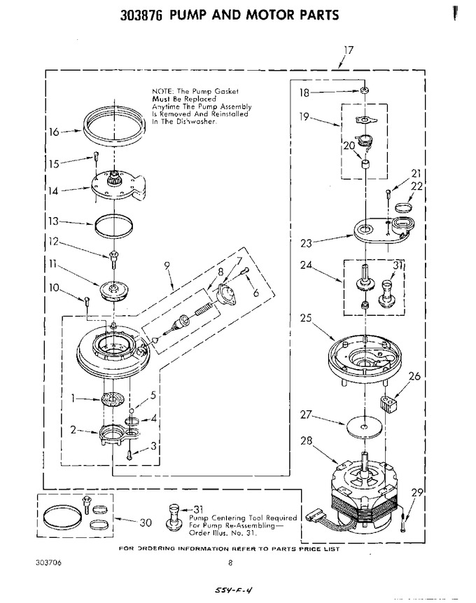 Diagram for DU5004XM0