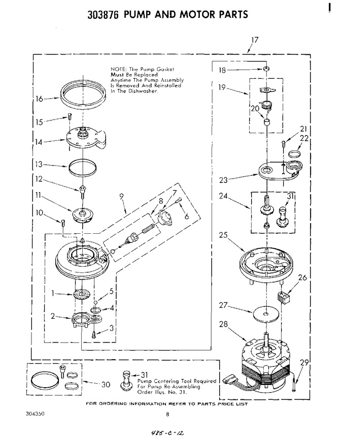 Diagram for DU5004XM1