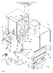 Diagram for 03 - Tub Assembly