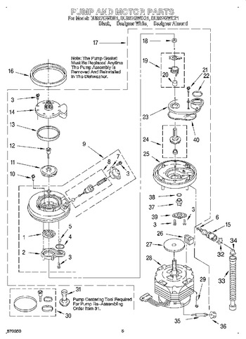 Diagram for DU927QWDZ1
