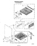 Diagram for 05 - Dishrack