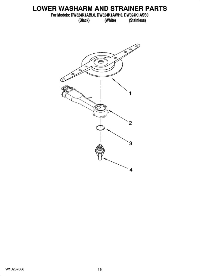 Diagram for DW324K1ABL0