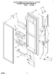Diagram for 05 - Refrigerator Door