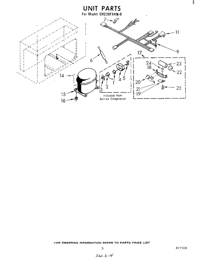 Diagram for EH230FXKN0