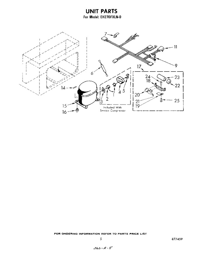 Diagram for EH270FXLN0
