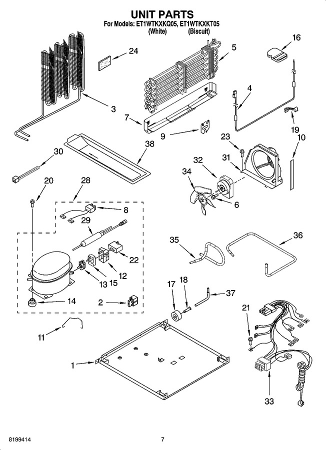 Diagram for ET1WTKXKT05