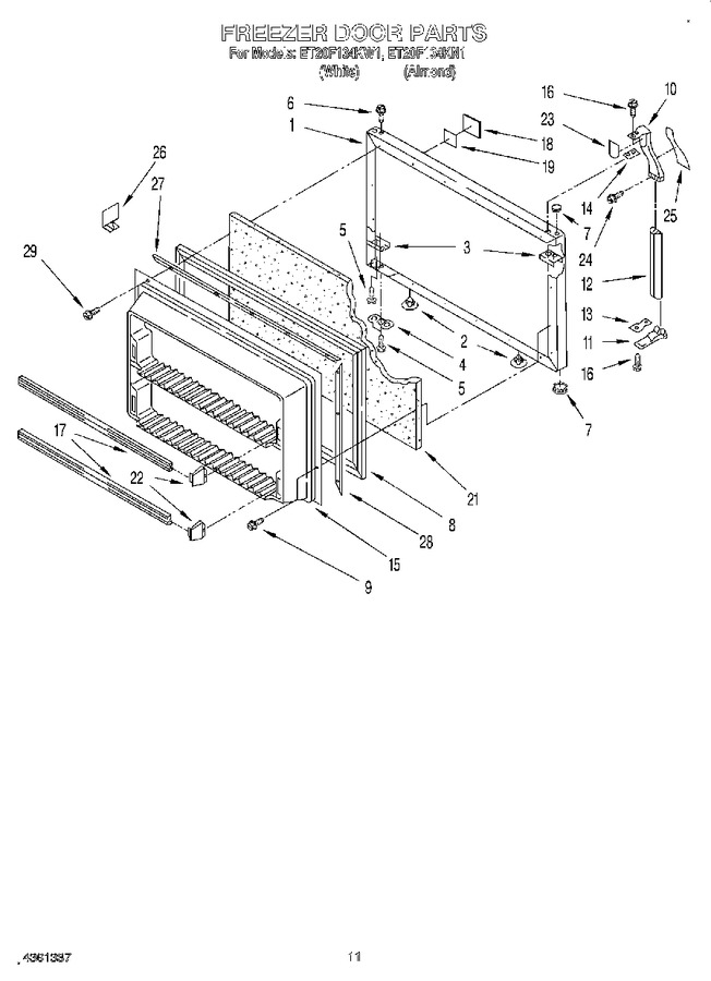 Diagram for ET20F134KW1