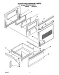 Diagram for 04 - Door And Drawer