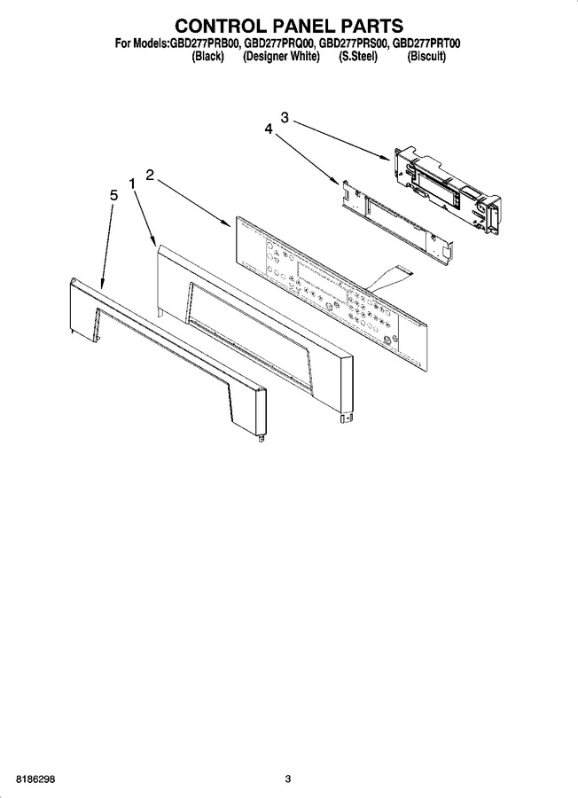 Diagram for GBD277PRT00