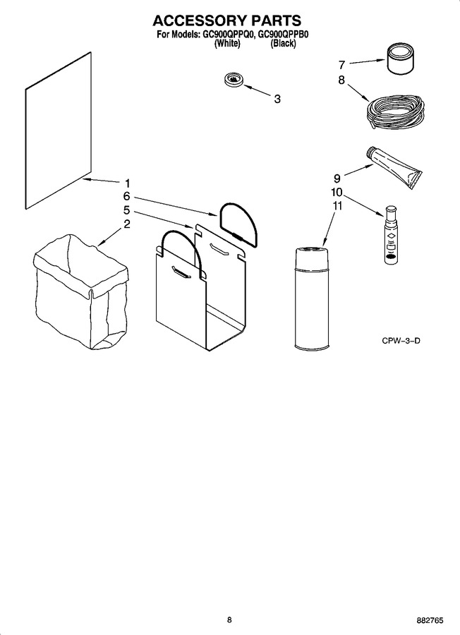 Diagram for GC900QPPQ0