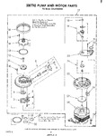 Diagram for 06 - 3367743 Pump And Motor