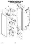Diagram for 06 - Refrigerator Door P