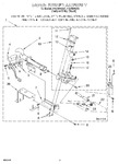 Diagram for 04 - 3402851 Burner Assembly