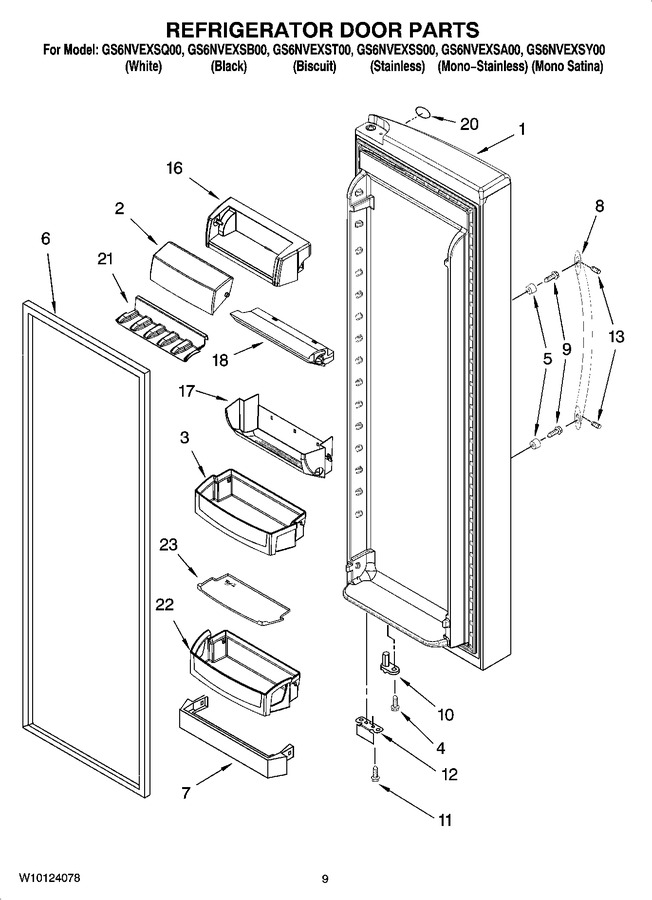 Diagram for GS6NVEXSY00
