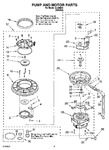 Diagram for 04 - Pump And Motor Parts