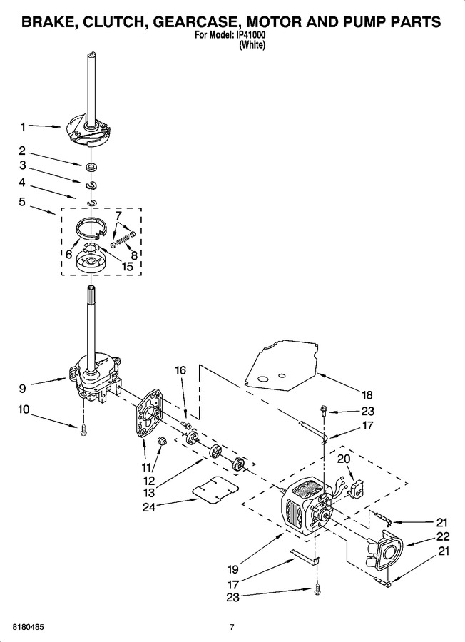 Diagram for IP41000