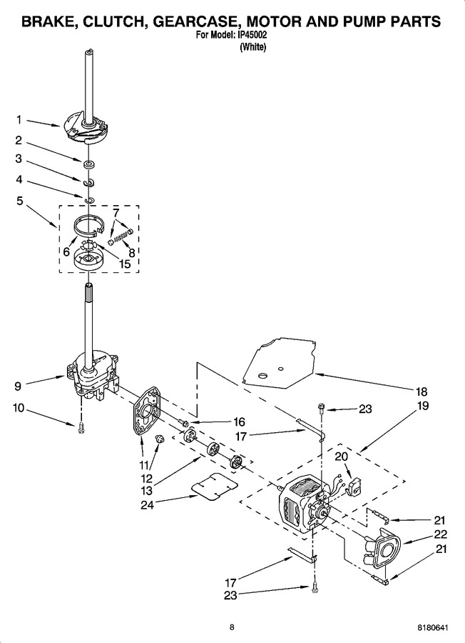 Diagram for IP45002