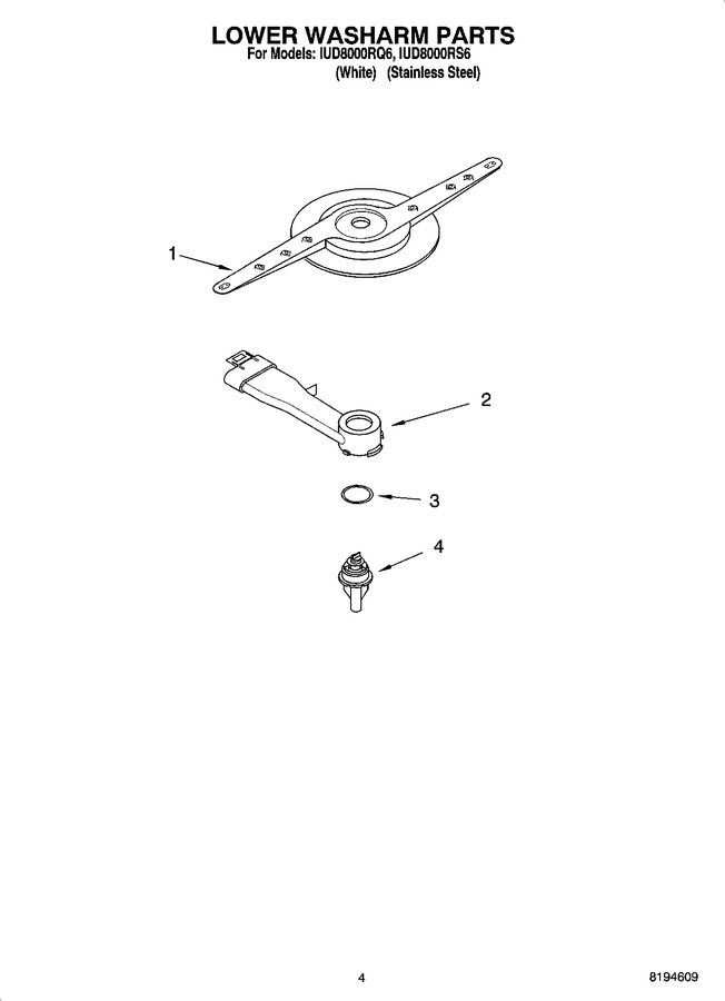 Diagram for IUD8000RS6