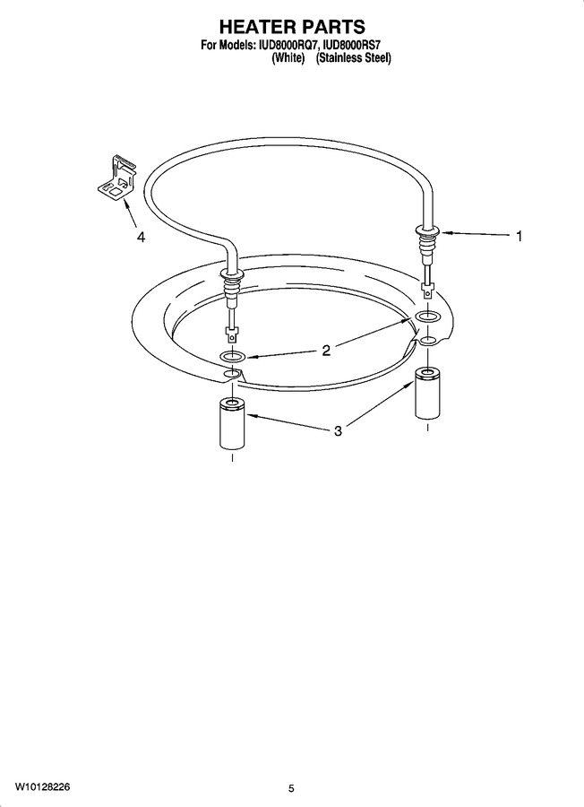 Diagram for IUD8000RQ7