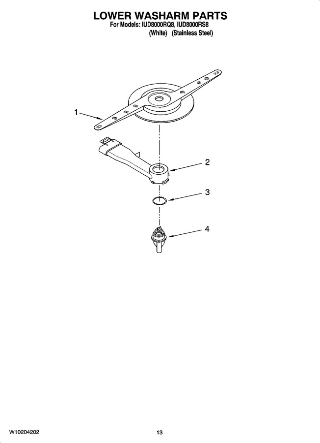 Diagram for IUD8000RS8