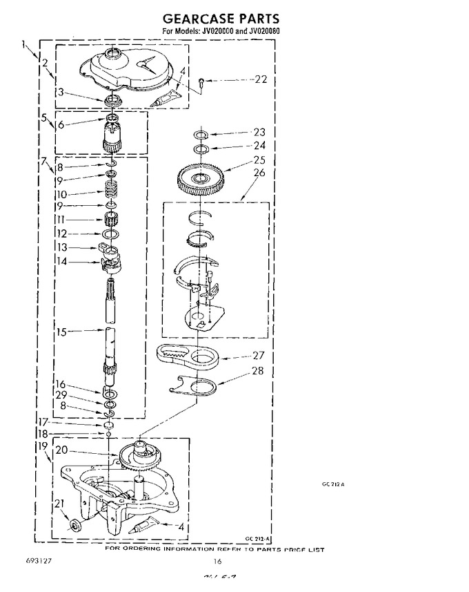 Diagram for JV020000