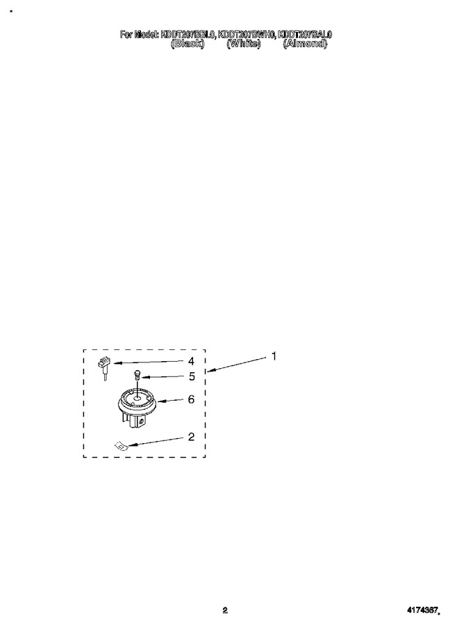 Diagram for KDDT207BAL0