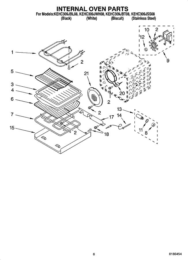 Diagram for KEHC309JBL08