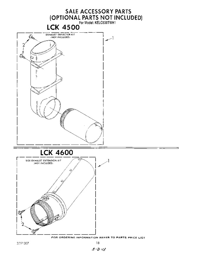 Diagram for KELC500TTO1