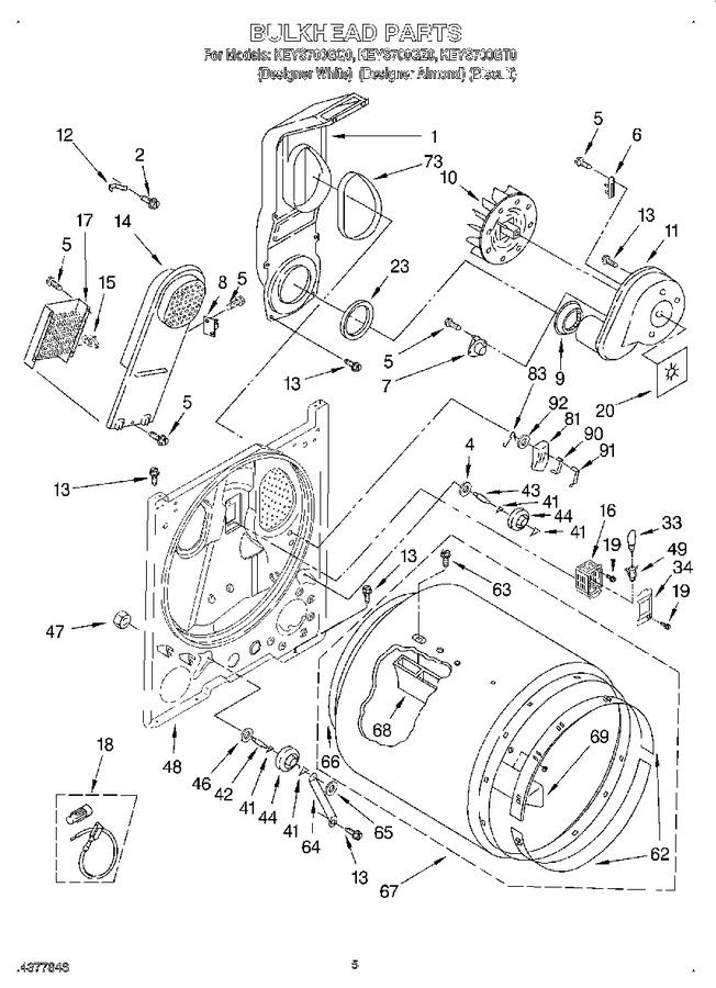 Diagram for KEYS700GT0