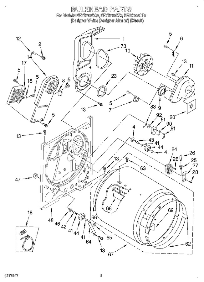 Diagram for KEYS750GT0