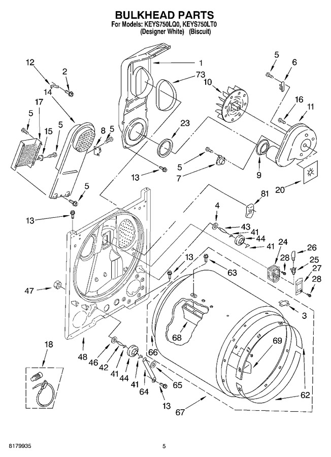 Diagram for KEYS750LT0