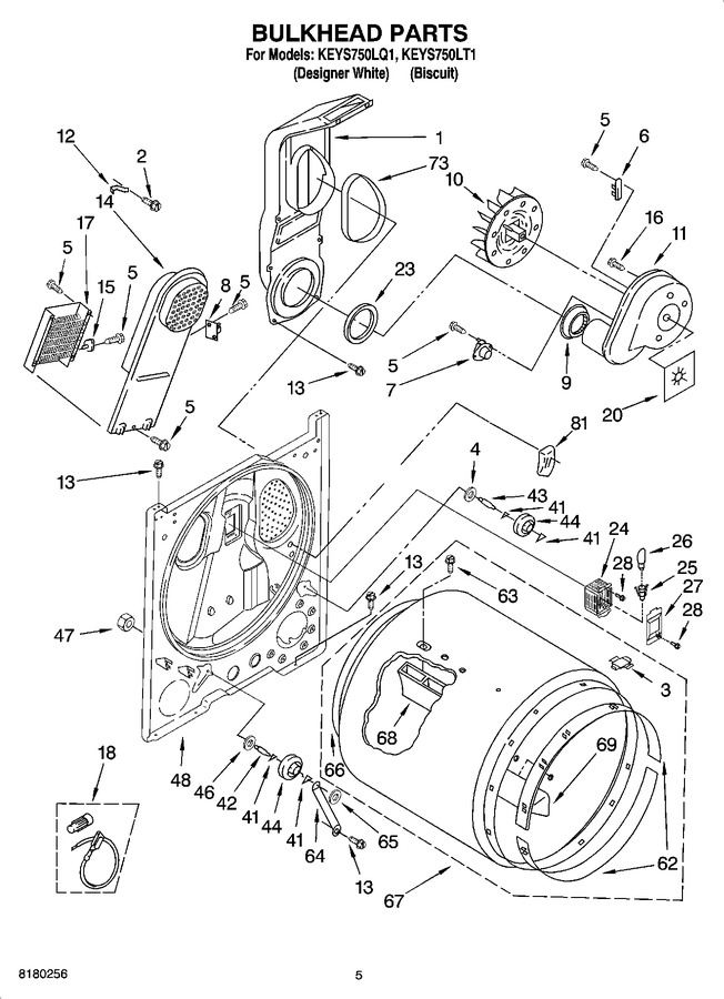 Diagram for KEYS750LT1
