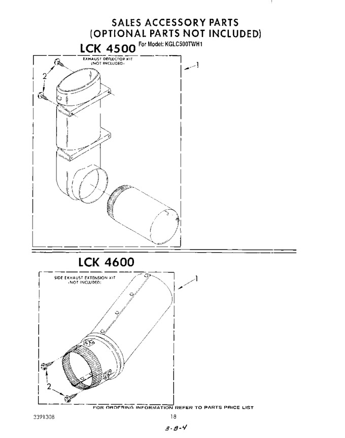 Diagram for KGLC500TPL1
