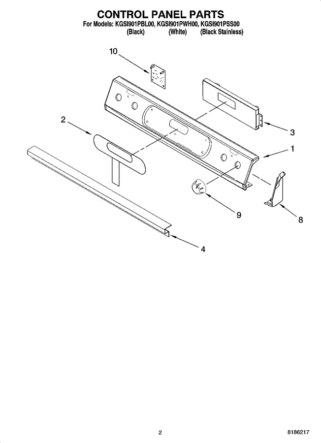 Diagram for KGSI901PSS00