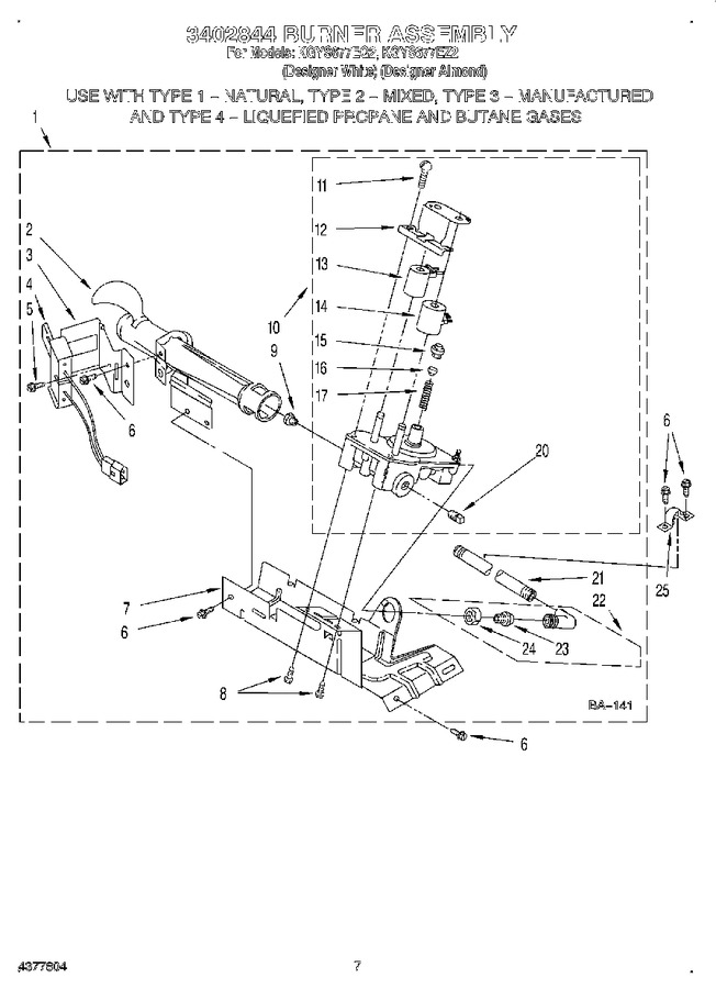 Diagram for KGYS677EZ2