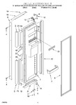 Diagram for 06 - Freezer Door