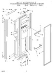 Diagram for 07 - Freezer Door