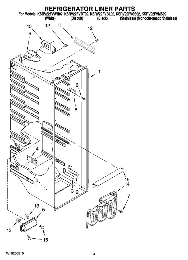Diagram for KSRV22FVSS02
