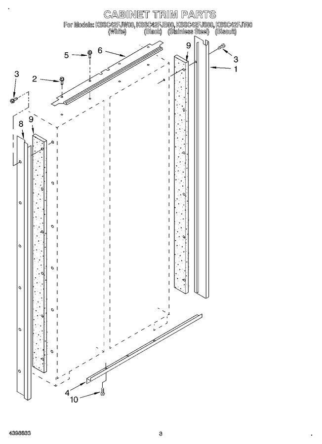 Diagram for KSSC42FJS00