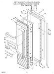 Diagram for 11 - Refrigerator Door