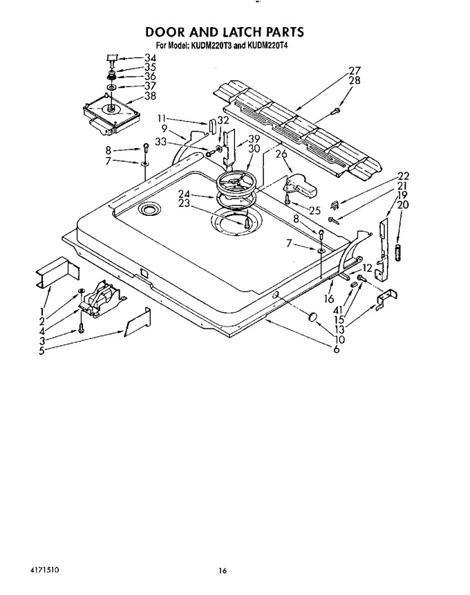 Diagram for KUDM220T4