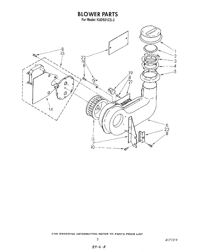 Diagram for KUDS21CS2