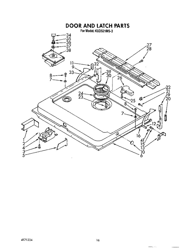 Diagram for KUDS21MS3