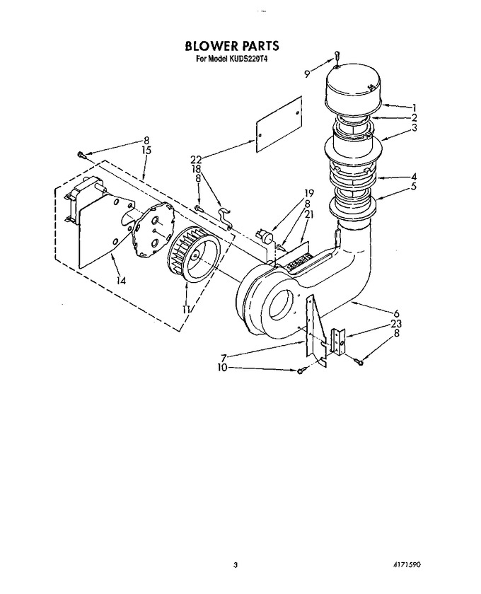 Diagram for KUDS220T4