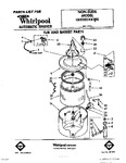 Diagram for 01 - Tub And Basket