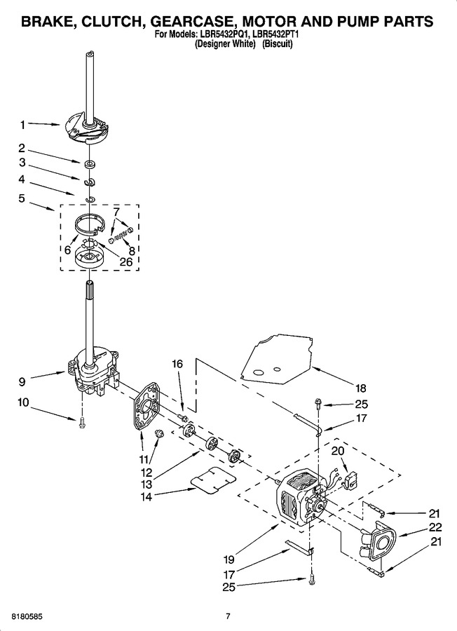 Diagram for LBR5432PT1