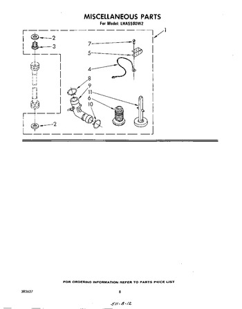 Diagram for LHA5500W2