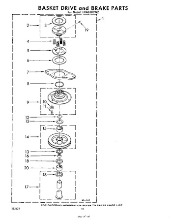Diagram for LHA6300W2
