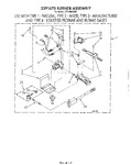 Diagram for 16 - 3391670 Burner